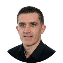 Adrian Harte - IT Manager, Kirby Group