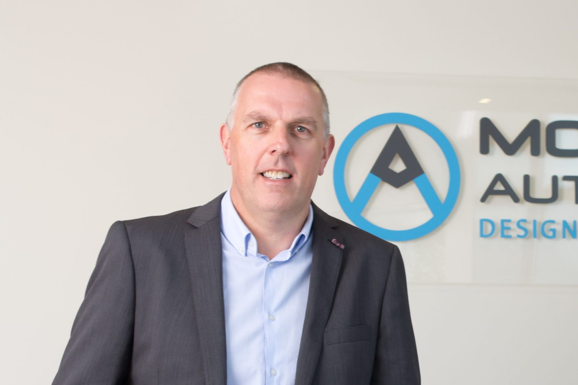 Shane Quilligan, Operations Manager of Modular Automation