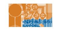 ISO27001 Certification logo